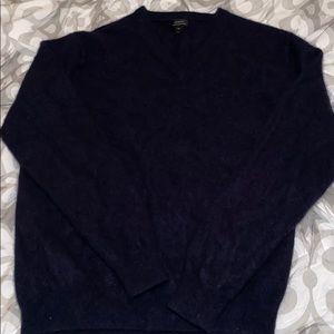 3/10$ J. Crew sweater cashmere